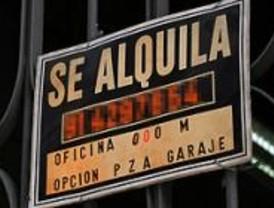 Los locales en Madrid se alquilan a 19,9 euros el metro cuadrado al mes