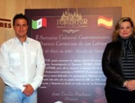 Alcalá celebra el homenaje gastronómico al Premio Cervantes 2009, José Emilio Pacheco