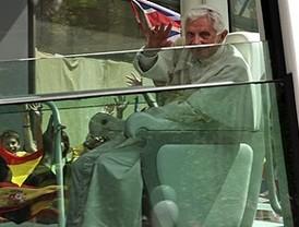 Bienvenido, míster Ratzinger