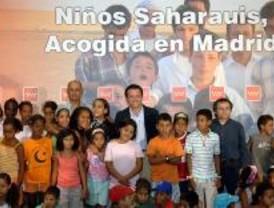 40.000 euros para acoger a niños saharauis