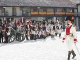 La Guerra de la Independencia se representa en Colmenar de Oreja