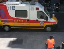 Un fallecido y dos heridos por choque de camiones en la A-4