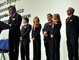 Madrid 2020 presenta su proyecto a los comités olímpicos en Moscú