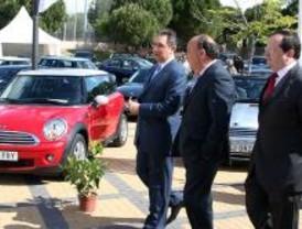 Arranca la II Feria de Vehículos de Ocasión en Las Rozas