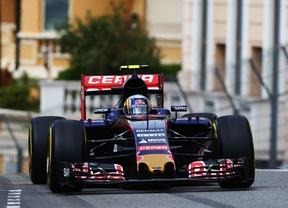 Sesiones de tanteo en el GP de Mónaco
