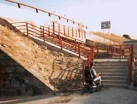 Barrio del Pilar eliminará barreras arquitectónicas