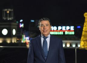 """González reivindica la unidad de España frente al """"desafío soberanista"""" y desea que 2015 """"deje atrás"""" la crisis"""