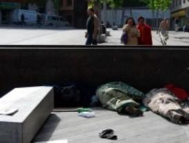 Gallardón pide una ley para 'retirar' a los 'sin techo' de la calle