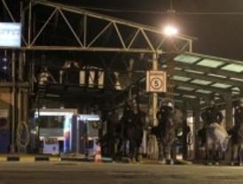 Detenidas 37 personas a pesar de los escasos incidentes