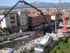 IU pide responsabilidades por el sobrecoste de un túnel en Villalba