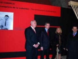 Conde Duque conmemora el centenario del arquitecto Félix Candela