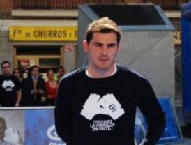 Casillas será nombrado hijo predilecto de Móstoles