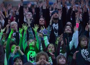 Madrid apaga sus luces para unirse a la Hora del Planeta