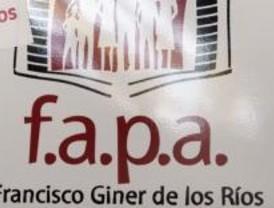 La FAPA asegura que las desgravaciones en educación propuestas son