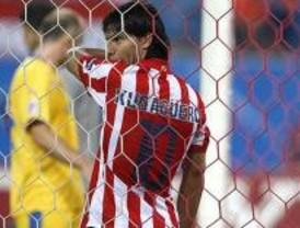 0-0. El Atlético también decepciona en la Liga de Campeones