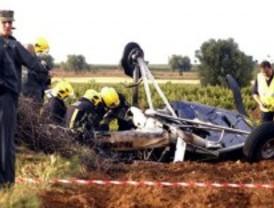 Fallece un madrileño al no abrirse su paracaídas en el aeródromo de Lillo