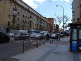 La calle del General Ricardos estará cortada por obras durante tres meses