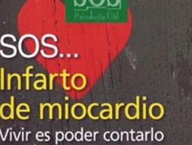 Javier Urra publica un libro sobre el infarto de miocardio