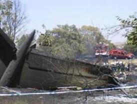 Las alarmas del avión de Spanair siniestrado en Barajas no funcionaron