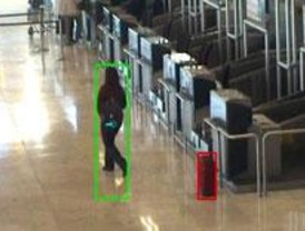 Es posible detectar objetos abandonados en los aeropuertos