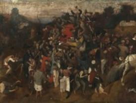 El Prado desvela los misterios de otro cuadro de Bruegel