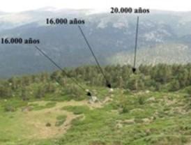 ¿Cuándo existieron glaciares en la Sierra de Guadarrama?