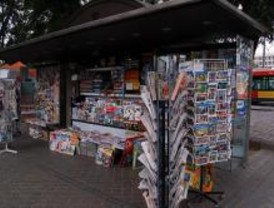 Los quioscos podrán vender más productos para afrontar la crisis