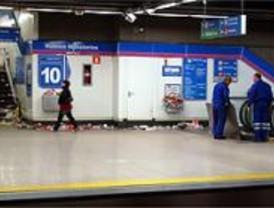 CGT niega que los trabajadores hayan cometido actos vandálicos