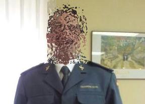Detenido por hacerse pasar por capitán de la Guardia Civil