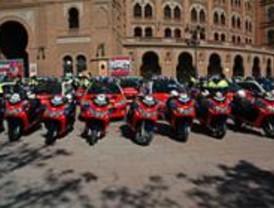 BESCAM y Policía Local de municipios del Noroeste colaboran para garantizar la seguridad en Semana Santa