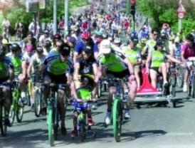 Pozuelo de Alarcón organiza la XXXIII edición de la Fiesta de la Bicicleta