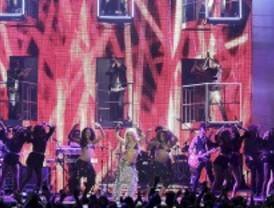 Lady Gaga se corona reina de los premios MTV