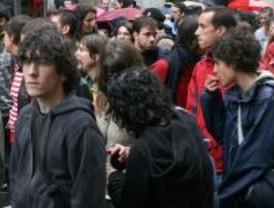 Estudiantes 'anti Bolonia' se concentrarán en Sol en solidaridad con los de Barcelona