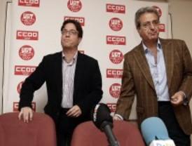Los sindicatos exigen medidas contra el desempleo