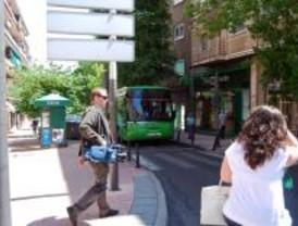 Los autobuses urbanos llegan a Fuente Lucha