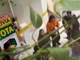 Los bolivianos de Madrid votan en sus elecciones