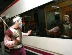 La nueva edición del Tren de Cervantes estará en marcha hasta diciembre
