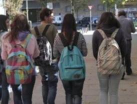 Los alumnos de 3º de ESO, a examen
