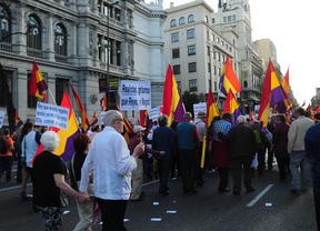 Coordinadora Republicana mantiene la manifestación del jueves pese a la prohibición de la Delegación del Gobierno