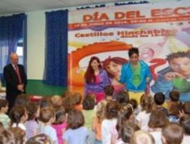 Alcalá celebra a lo grande el 'Día del Escolar'