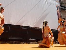 India llega a la capital de la mano de 'Bollymadrid 2010'