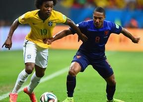 Brasil queda cuarta en 'su' Mundial tras perder ante Holanda
