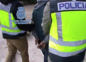 Detenidos por el robo en comercios y viviendas habitadas