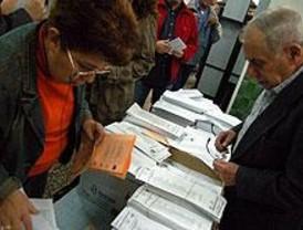 Los populares ganan en 15 distritos de Madrid
