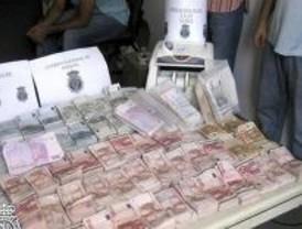 Cae una red que blanqueaba dinero del narcotráfico fuera de España