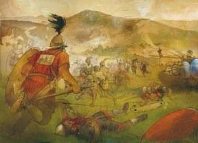 Aníbal en Hispania