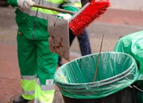 CCOO exige la retirada del ERTE en la limpieza viaria de Madrid