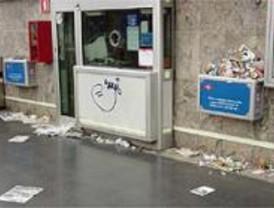 CGT denuncia intentos de reventar la huelga de limpieza de Metro