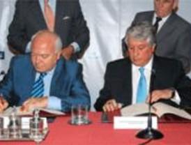 Acuerdo entre CEIM y Exterior para rehabilitar el Palacio de las Naciones de Ginebra