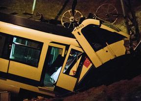 Sobreseído el accidente de Metro de Loranca